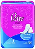 Poise Ultra Pads - 3.5''x 14.25'' - 132 Each / Case