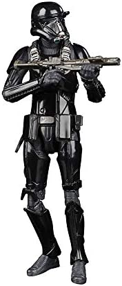Star Wars The Black Series Archive Imperial Death Trooper 6-Inch-Scale Rogue One: A Story Lucasfilm fiftieth Anniversary Action Figure