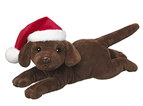 Holiday Bean Bag Dog: Chocolate Lab - By - Bean Chocolate Lab Shopping Results