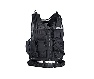 Leapers Men's Sportsmans Tactical Scenario Vest - PVC-V568