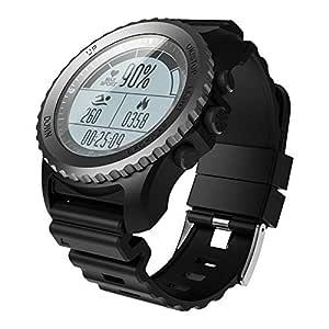 Reloj Inteligente Bluetooth Reloj deportivo con altímetro ...