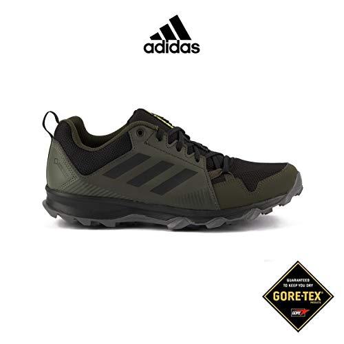 Hombre Para Adidas Gtx carnoc Trail Verde Zapatillas De negbás verbas Running Terrex 000 Tracerocker WqU6aZ8