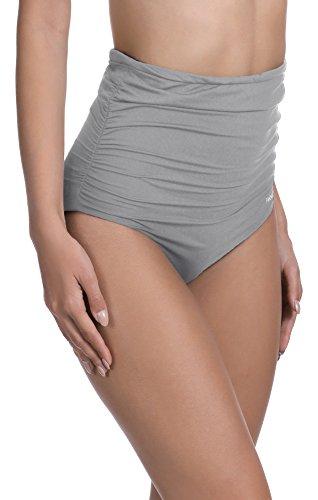 Feba mujer talle alto Bikini Culotes Patrón-572