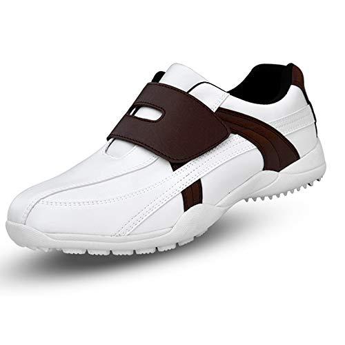 XNAurora heren waterdichte comfort gripvaste lichte golfschoenen