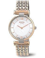 3238-05 Ladies Boccia Titanium Two-Tone Watch