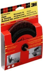3M 9420NA Scotch-Brite Paint & Varnish Remover Kit