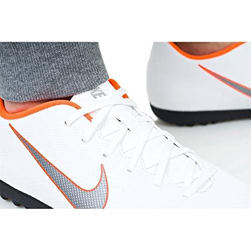 Club Adulto 5 Unisex 42 de X 001 Botas TF 107 12 Mercurial Indigo EU Fútbol Vapor Mehrfarbig Nike AH7386 wT7xqISzP
