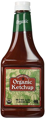 Trader Joes Organic Ketchup