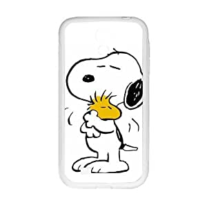 Lovely snoopy Cell Phone Case for Samsung Galaxy S4