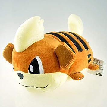 hhjxptst Juguete De Felpa, Pokemon Pikachu, Perro Chikati ...