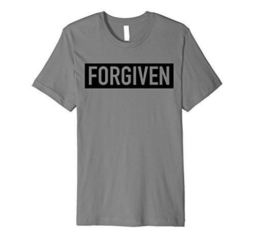 - Christian tee Shirts Forgiven