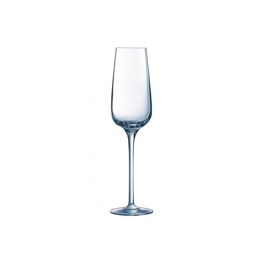 Chef & Sommelier l2762 7.5オンスフルートガラス – 24 / CS   B076PMXF75