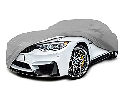 CarsCover Custom Fit 2007-2017 BMW M3 320i 328i 335i 340i Car Cover Heavy Duty All Weatherproof Ultrashield 320 328 335 340