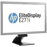 HP Elite E271i 27 IPS LED Monitor FullHD Black (Certified Refurbished)