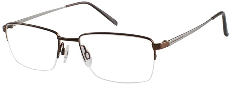 Eyeglasses Charmant 11441 Brown BR