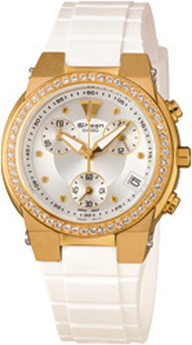 Casio General Ladies Watches Sheen Chronograph SHN-5500G-7ADR - WW