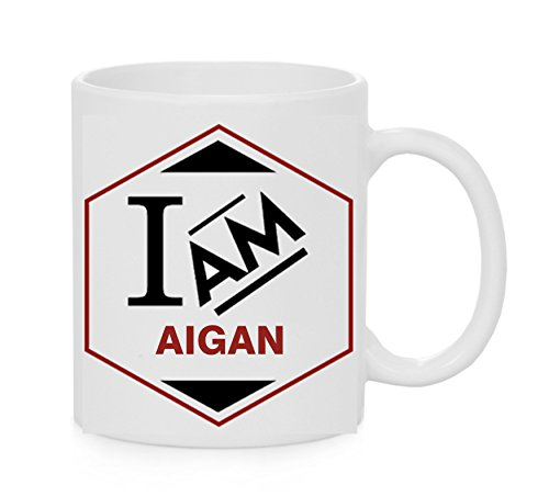 I am Aigan Offical Mug from IamEngland