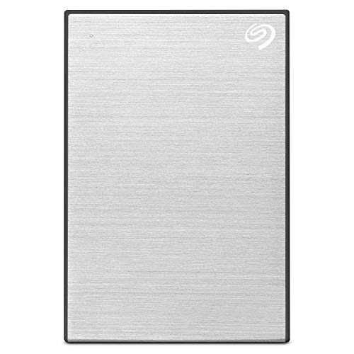 LD Seagate Backup Plus Portable 4 TB External Hard Drive HDD Silver USB 3 0 for PC Laptop and Mac 1 Year Mylio Create 2 Months Adobe CC Photography STHP4000401