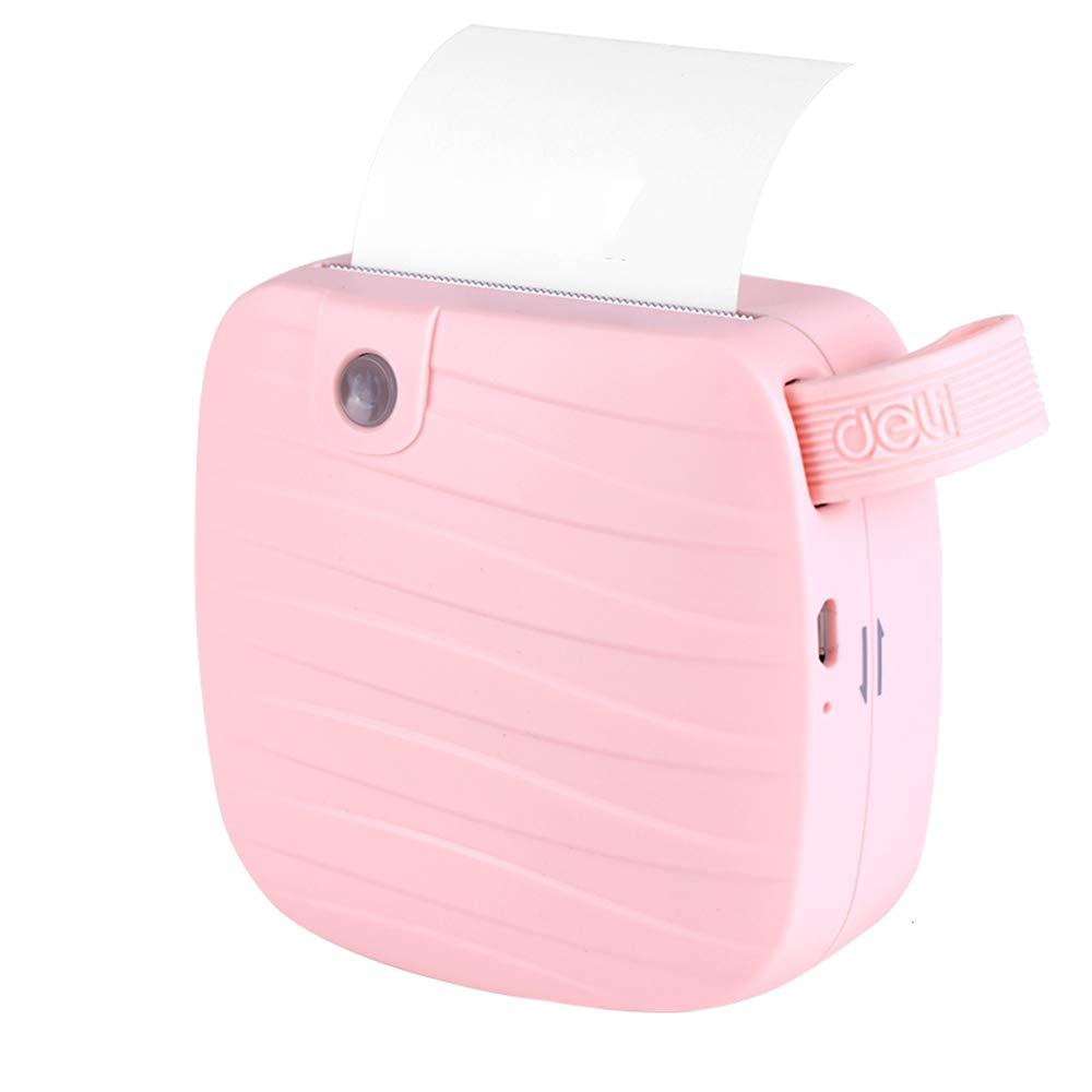 Mini Pocket Impresora térmica Wireless Bluetooth Miniatura ...