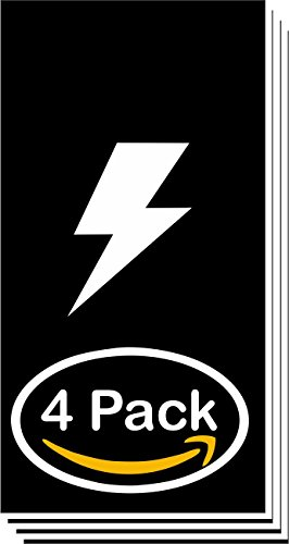 4 Pack - Laser Engraving Sheet Stock - Matte Black / White - 1/16  Blank- Interior and Exterior Grade 2-Ply Engravers Plastic Material - Non (Engraving Acrylic)