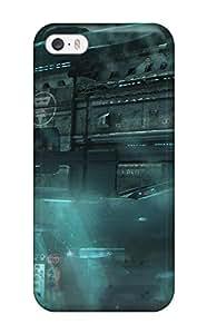 New Design Shatterproof CJnmMPU12179zPkth Case For Iphone 5/5s (spaceship Sci Fi People Sci Fi)