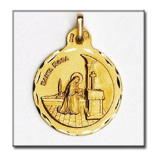 Medalla Santa Rosa D'or