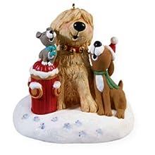 Jingle Dogs Sound 2009 Hallmark Ornament