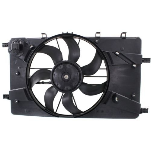 Make Auto Parts Manufacturing - RADIATOR FAN ASSEMBLY - GM3115243 by Make Auto Parts Manufacturing