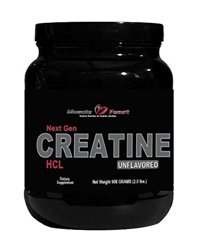 Muscle Feast Creatine HCl (2lbs)