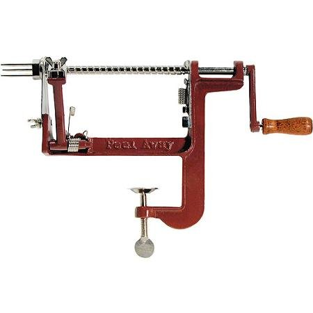 Back to Basics Clamp-on Peel Away Apple Peeler by BLOSSOMZ