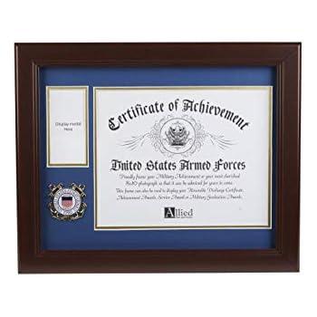 Amazon com - Allied Frame U S  Army Medal and Award Frame