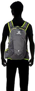 Salomon Trail 10 Backpack, Galet Greygreen 3
