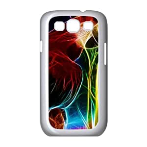 Samsung Galaxy S3 Cases Parrot 4, [White]