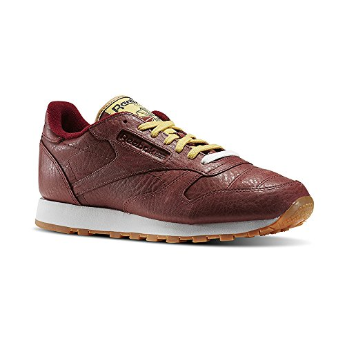 Reebok Classic Leather Boxing Rugged Maroon
