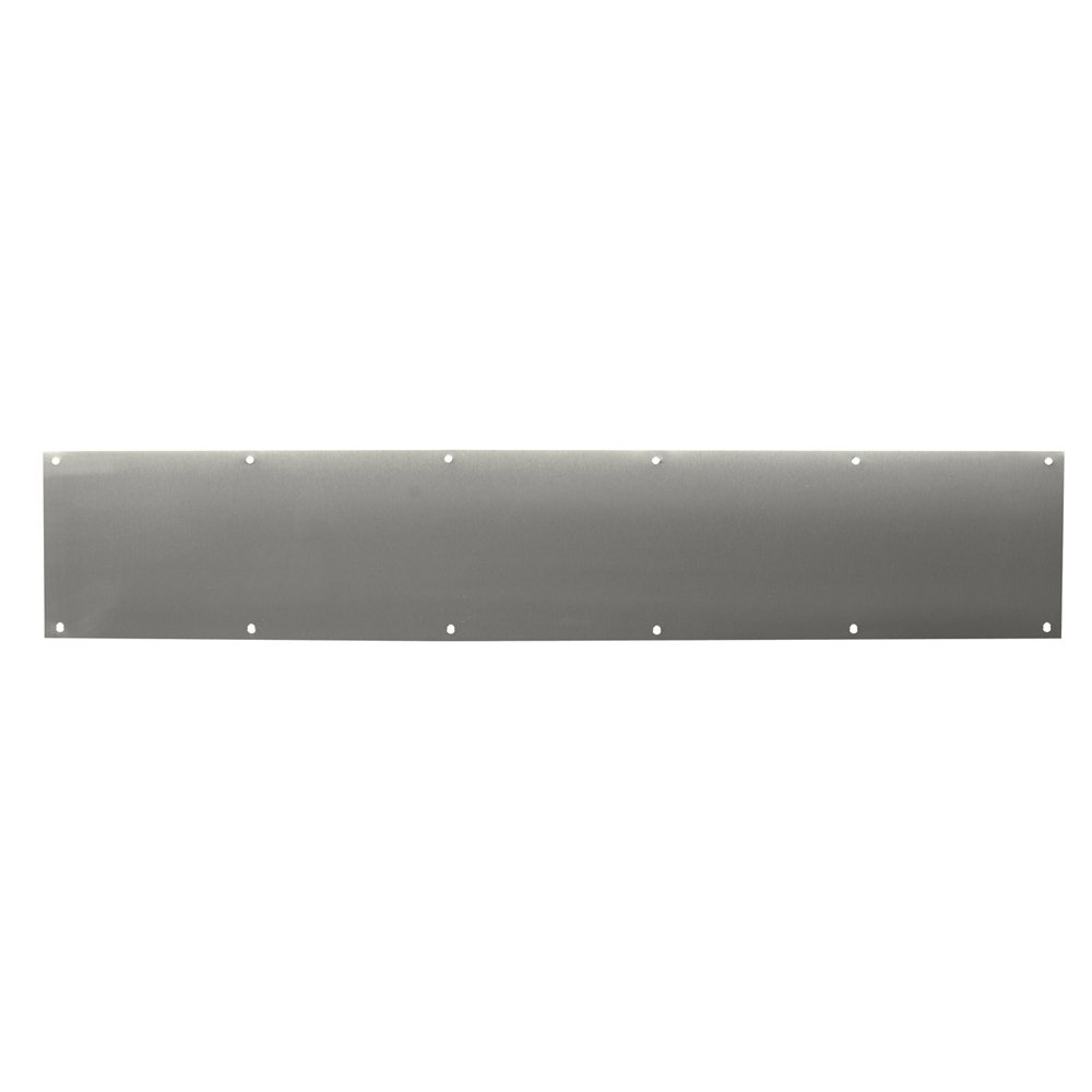 Prime-Line Products J 4708 Door Kick Plate, 6 X 34-Inch, Stainless Steel by PRIME-LINE (Image #1)