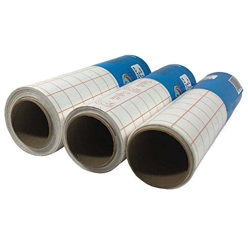 Craftables Clear Vinyl Tranfser Paper Tape Roll W