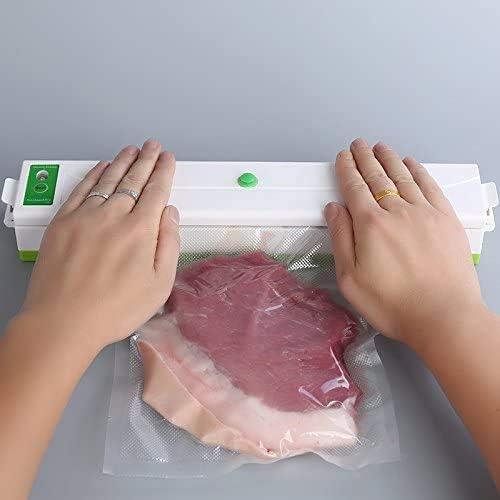 Sealer, Voedsel vacuüm sluitmachine, Draagbare automatische sluitmachine, Automatische opslag met één toets, Er zijn twee modi: droog en nat