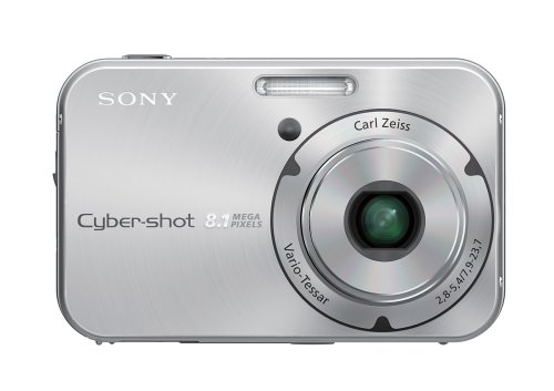 amazon com sony cybershot dscn1 8 1mp digital camera with 3x rh amazon com Sony Cyber-shot DSC-HX100V Cyber-shot Quality