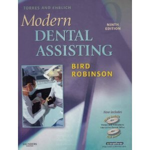 D. L. B.C.RDH MA D.S. R. CDA MS's Torres and Ehrlich Modern 9th (Ninth) edition(Torres and Ehrlich Modern Dental Assisting - Textbook and Workbook Package [Hardcover])(2008)