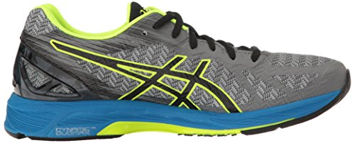 ds Gel Running Shoe Trainer Carbon black 8 Men's safety Us M 22 Yellow Asics 5 wH5qxEF1