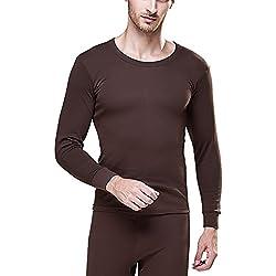 Respeedime Lightweight Slim Men's Thermal Underwear New 2018