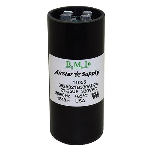 NTE MSC330V21 21uF ~ 25uF @ 330V AC Motor Start Capacitor