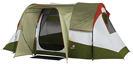 Swiss Gear Muerren 8-Person Family Dome Tent  sc 1 st  Amazon.com & Amazon.com : Swiss Gear Muerren 8-Person Family Dome Tent : Sports ...