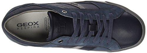 top Geox Menn D Icecf41j Sneakers Blau Low Smart U navy TXrqT