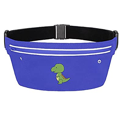 Yellow Jellyfish Sport Waist Packs Fanny Pack Adjustable For Hike
