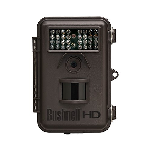 Bushnell 12MP Trophy Cam HD Essential Low Glow Trail Camera, Brown by Bushnell