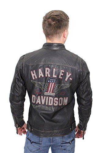 Harley Leather Jackets For Men - 3