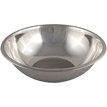 American Metalcraft SSB1300 Stainless Steel Mixing Bowl, 16
