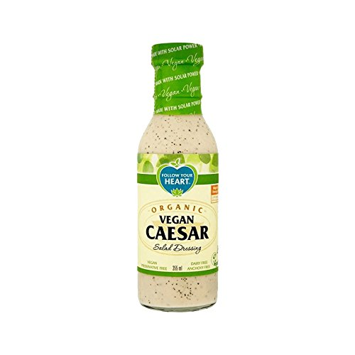 Follow Your Heart Aderezo de Ensalada Cesar 355ml: Amazon.es: Alimentación y bebidas