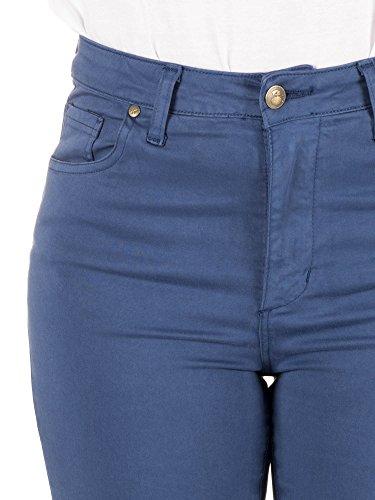 Denim para Capitán Azul Denver Mujer Pantalones Rw1fSdqx